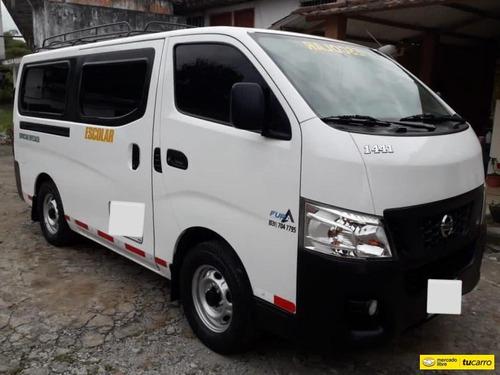 Nissan Urvan 2.5 Nv350 5 P