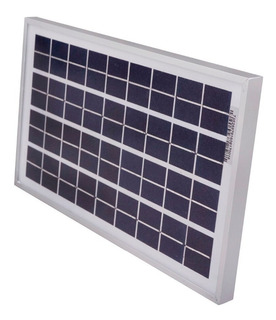 Panel Solar 12v 5w Oferta! Fotovoltaico Carga Baterías