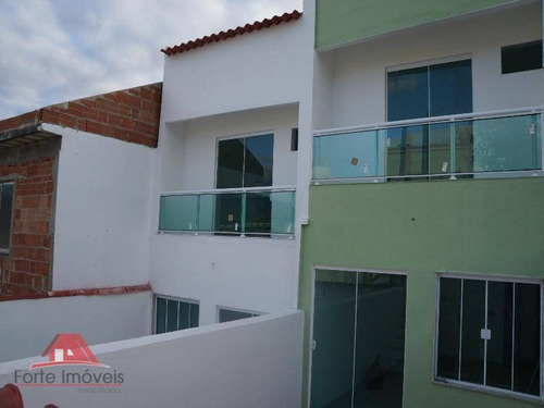 Duplex C/ 2 Dormitórios Em Campo Grande Rj - Ca0233
