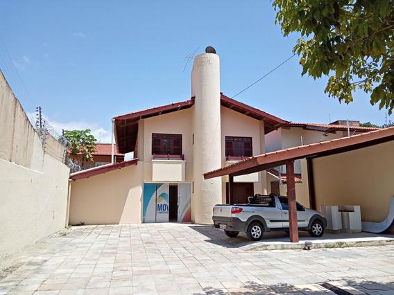 Casa No Parque Manibura - Garagem, Quintal, 9 Salas