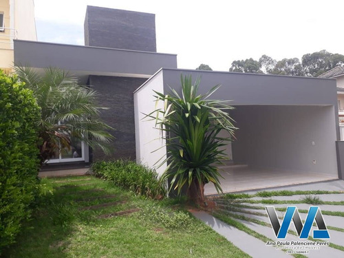 Linda Casa No Condomínio Residencial Sunset Village - 1247