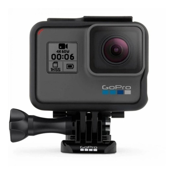 Câmera Digital E Filmadora Gopro Hero 7 Silver 10mp Vídeo 4k