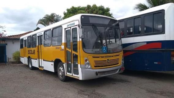 Ônibus Marcopolo Citimax Mercedes Of 1418 Escolar Impecável