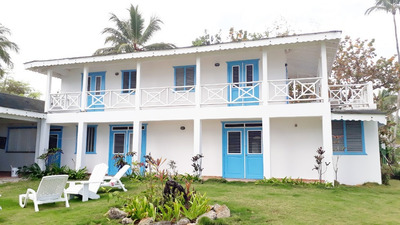 Casa Colonial Playa Coson Paradise Holiday Lt Las Terrena
