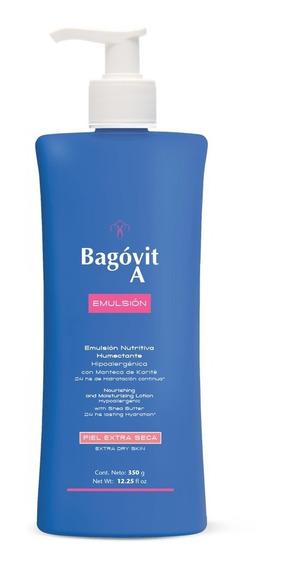 Bagovit A Emulsión Piel Extra Seca X 350grs