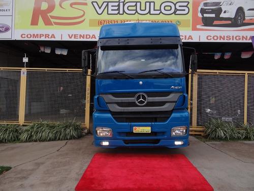 Mercedes Axor 2644 2013