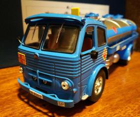 Caminhões De Outros Tempos- Pegaso 1060 Cabezón Cisterna De