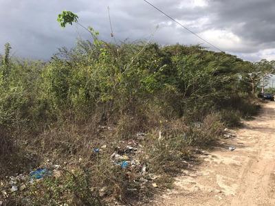 Hermoso Terreno En Primera Linea De Playa En Juan Dolio