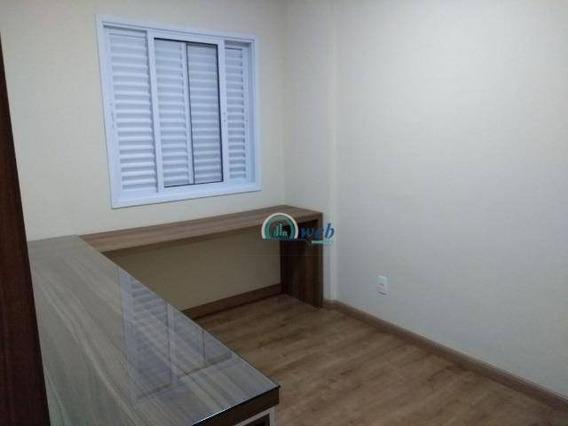 Apartamento Residencial À Venda, Centro, Santo André. - Ap4806