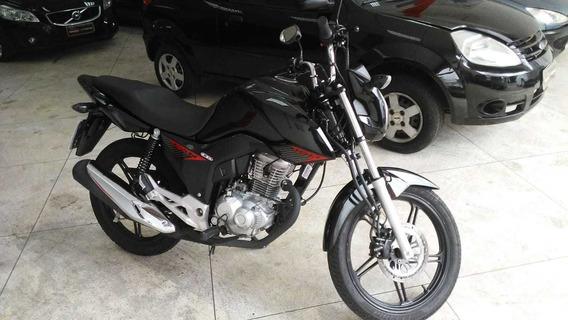 Honda Cg 160 Fan - Partida Élétrica