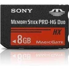 Cartão De Memória Pro-hg Duo 8gb - Sony