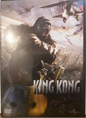 Imagem 1 de 5 de Dvd - King Kong 2005 - Peter Jackson