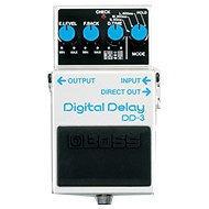 Pedal Guitarra Boss Dd 3 Digital Delay