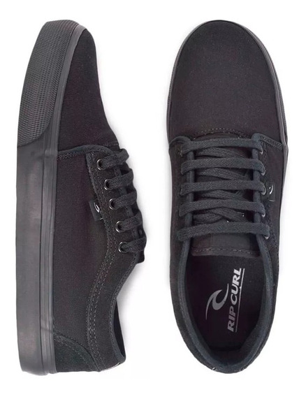 Tênis Preto Ripcurl The Wedge - Original