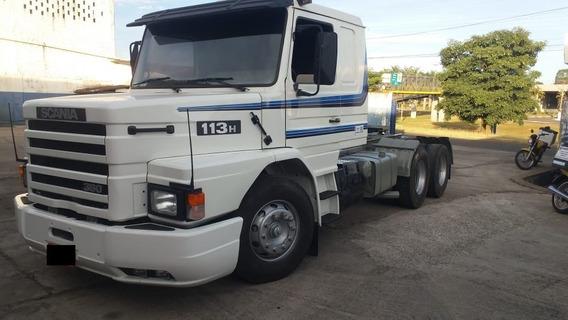 Caminhão Scania 113h 320/ Batatais Caminhões