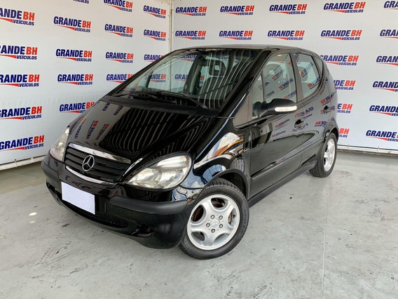 Mercedes-benz A 160 1.6 Gasolina Classic Manual
