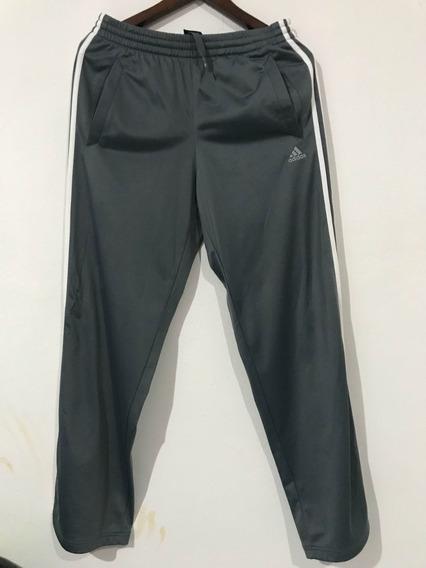 Pants Marca adidas Climalite Gris