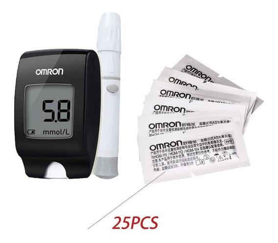 As1 Sin Código Probador De Diabetes En Sangre Glucómetro Méd