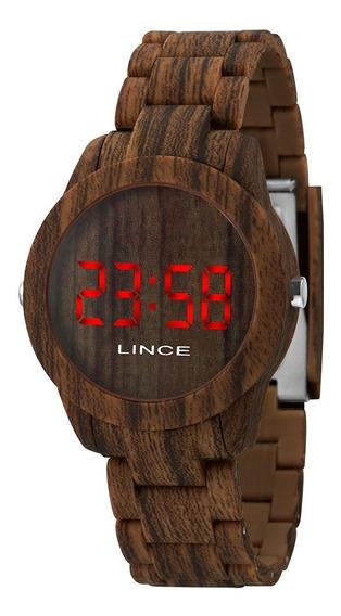 Promoção Relógio Lince Original Feminino Mdp4615p Vxnx