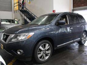 Nissan Pathfinder Pathfinder 4x4 3.5 Aut 2014