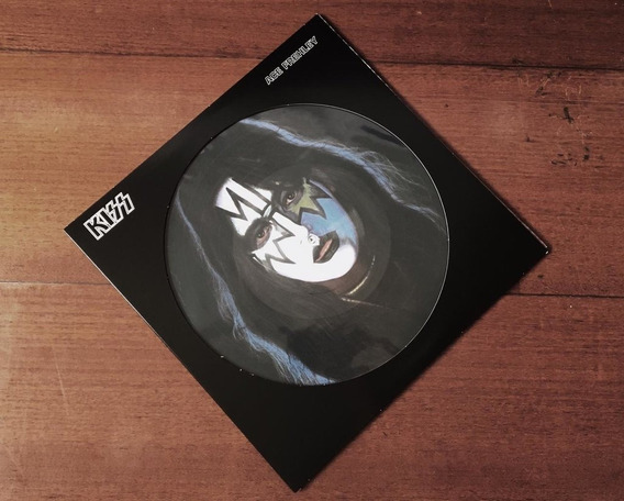 Kiss - Ace Frehley Lp (picture)