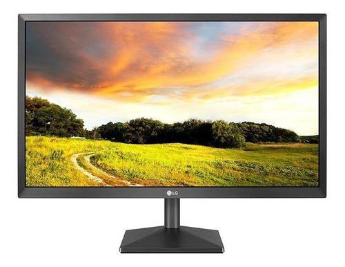 """Monitor LG 22MK400H led 21.5"""" preto 100V/240V"""
