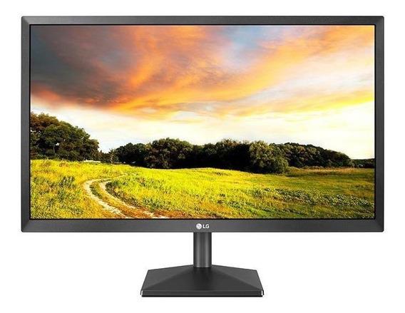 """Monitor LG 22MK400H led 21.5"""" preto 110V/220V"""