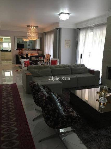Apartamento Com 3 Dormitórios À Venda, 202 M² Por R$ 1.700.000 - Tamboré - Barueri/sp - Ap1740