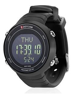 Deportes Relojes Reloj Podómetro Al Aire Libre A Prueba De A