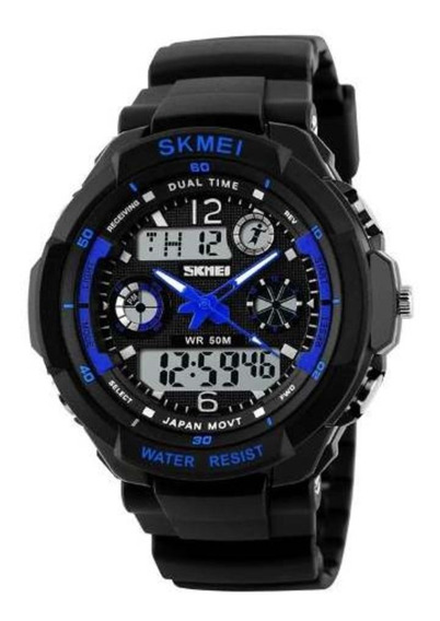Relógio Skmei Original Masculino Modelo 0931