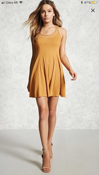 Vestido Mujer Forever 21art 1022