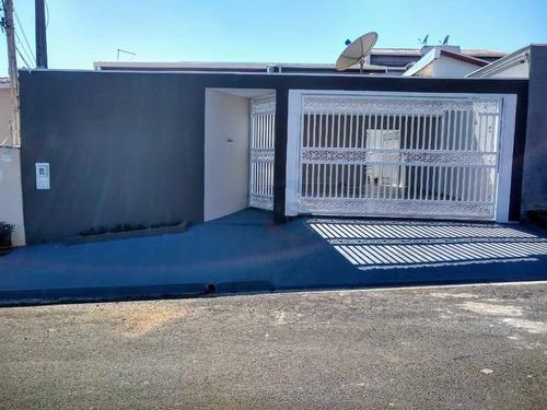 Imagem 1 de 23 de Casa Com 3 Quartos À Venda, 191 M² Por R$ 595.000 - Jardim Regina - Indaiatuba/sp - Ca11448