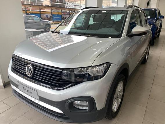 Volkswagen T-cross 1.6 Trendline 2020 0km Nueva Hrv Jeep 17