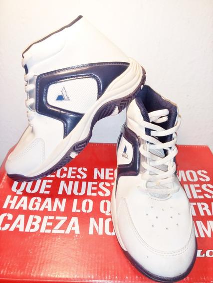 Zapatillas Botitas Team Foot T. 34 Exhi Nuevas Originales