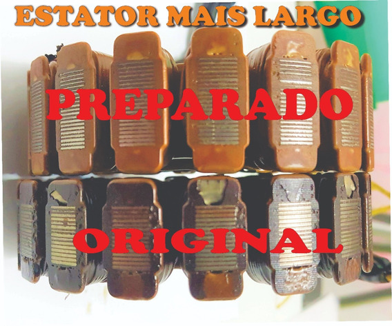 Estator Boulevard C1500 / Lc1500 Preparado Redimensionado