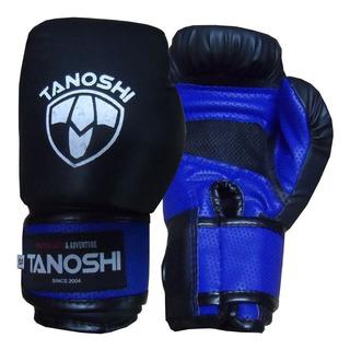 Luva De Boxe Muaythai Cx Tanoshi - Preço De Fábrica