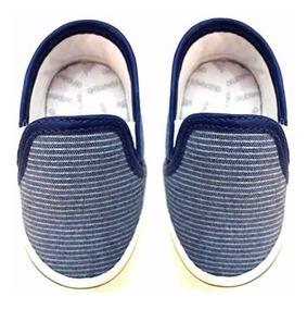 Sapato Bebê Menino Infantil Pimpolho- 012140