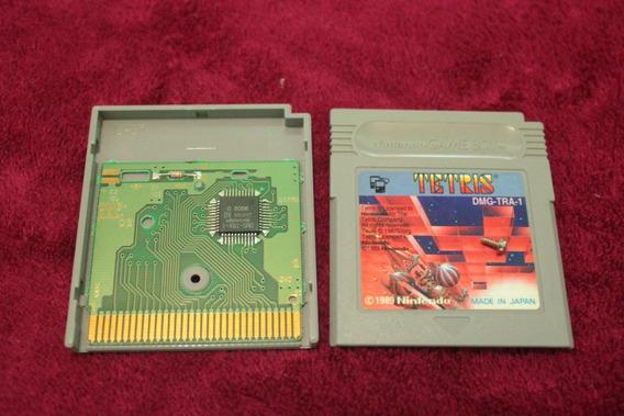 Jogo Tetris Original Para Game Boy - Gameboy Color - Advance