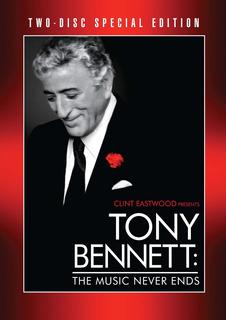 Dvd : Tony Bennett: Music Never Ends
