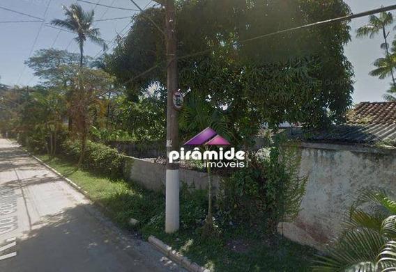 Terreno À Venda, 1000 M² Por R$ 1.200.000,00 - Cigarras - São Sebastião/sp - Te1338