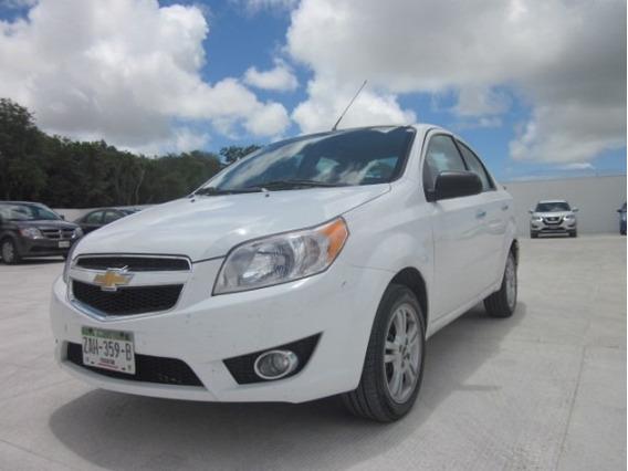 Chevrolet Aveo 2018 Ltz Automático Carflex Cancún 21301991