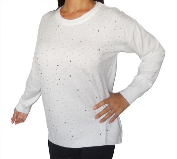 Sweater Bremer Lycra C/ Tachas No Pinchan Ni Despegan Comodo