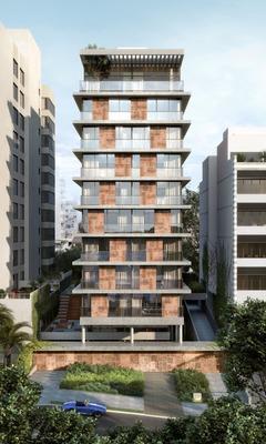 Apartamento Em Petrópolis Com 2 Dormitórios - Rg2820