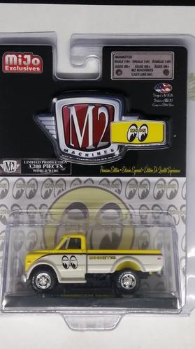 M2 Machines Moon 1970 Chevrolet C60 Truck 1:64