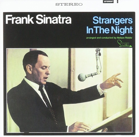 Frank Sinatra Strangers In The Night Vinilo Nuevo Importado