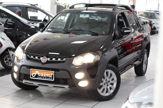 Fiat Strada Adventure Cabine Dupla 1.8 Flex 3 Portas 2016