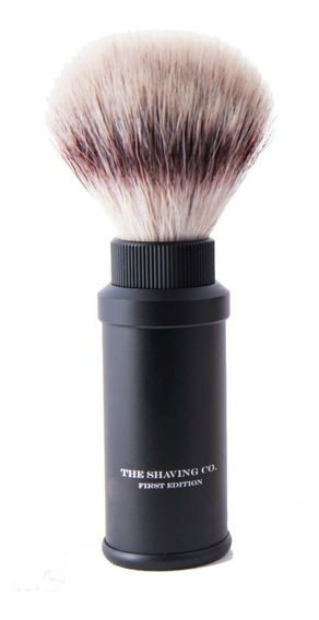 The Shaving Co. Brocha De Afeitar De Viaje 21mm