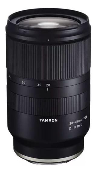 Lente Tamron 28-75mm F / 2.8 Di Iii Rxd Para Sony E