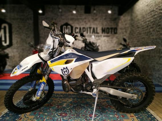 Capital Moto México Husqvarna Te300 2015