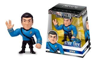 Metals Star Trek Spock Figura 4p 98173